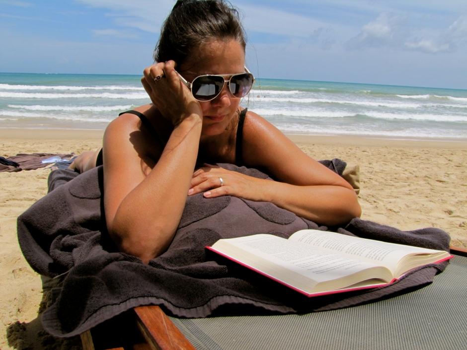 beach reader 2