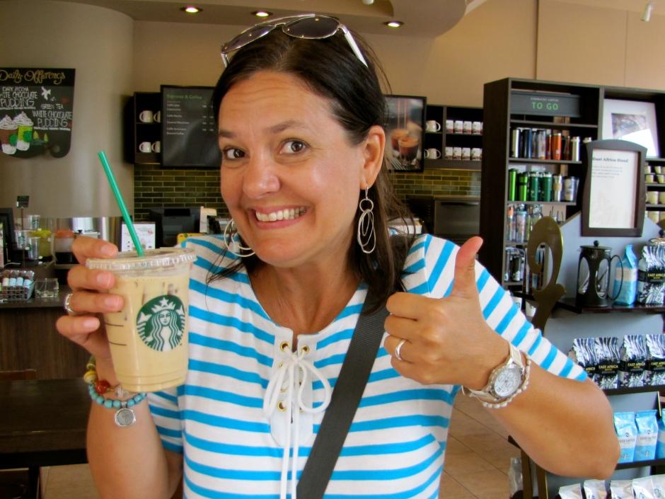 Thai Starbucks