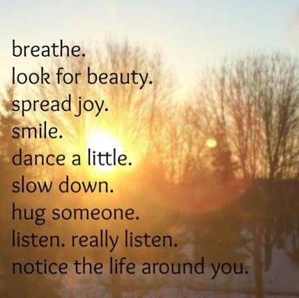notice life