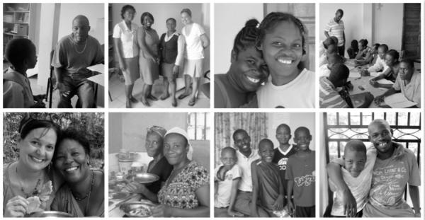 Haitian Staff