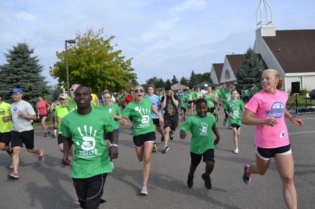 5K Runners Start
