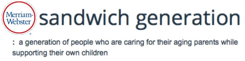 sandwich generaton