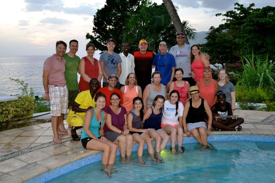 Team Kozefo at Wahoo Bay