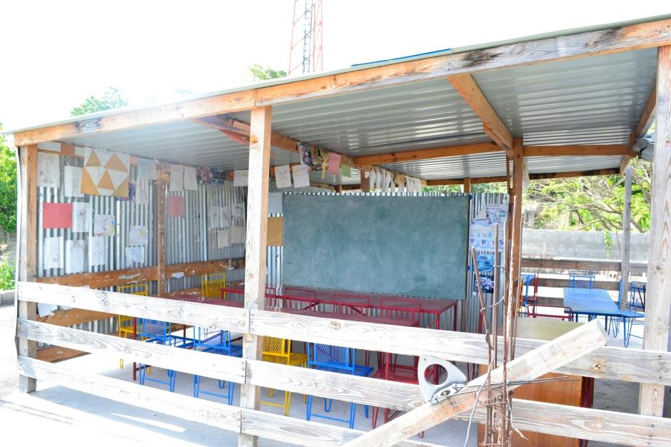 Rooftop Classroom