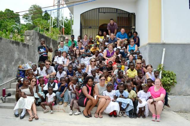 Team Trip to Haiti