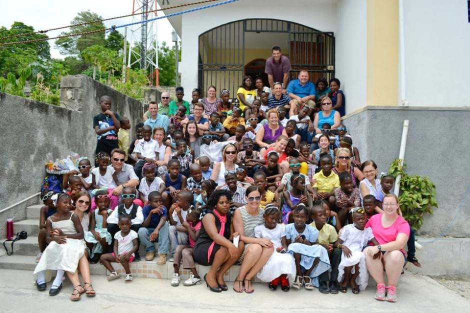 Team Trip to Haiti