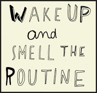wake up _ routine