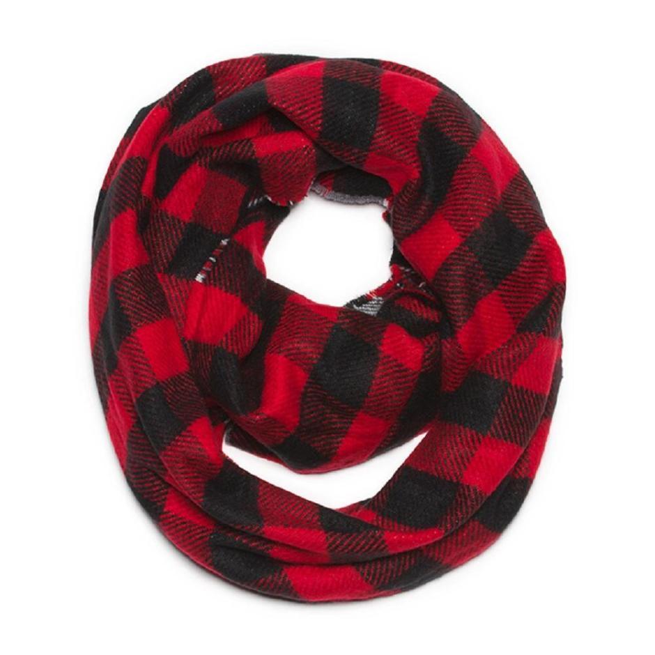Bass infinity scarf