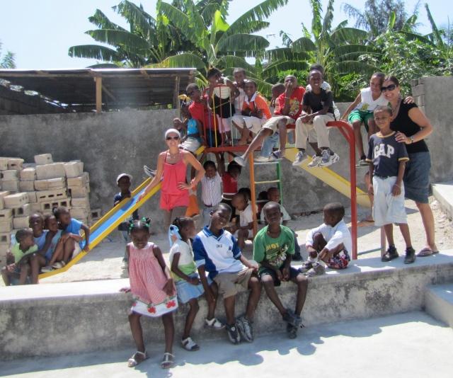 Summer English Students 2011