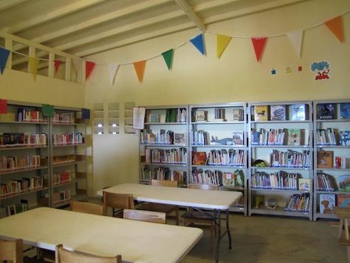 Grace Village Library