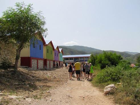 Grace Village tour