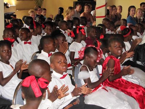 Spektak students