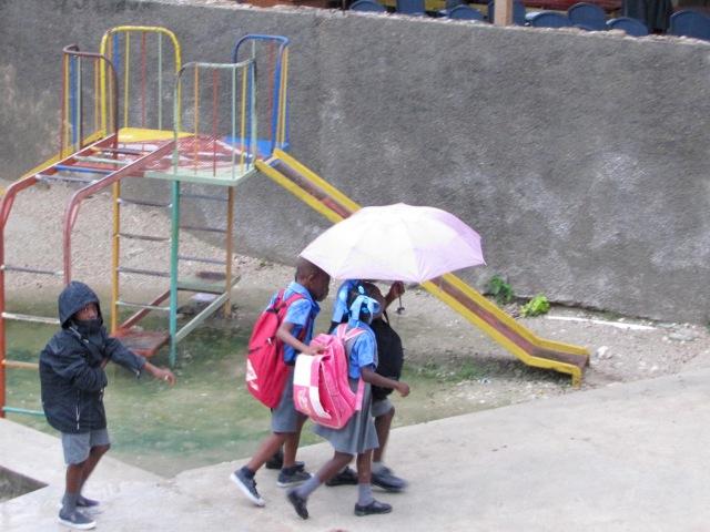 umbrella-walking