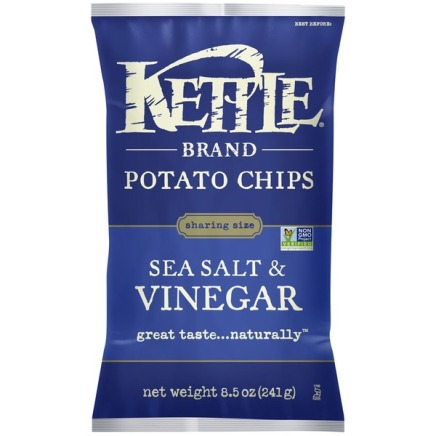 sea salt and vinegar chips